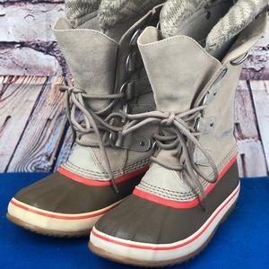 Sorel  women's snow boots size 7